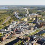Metsä Fibre bioproduct mill, Äänekoski