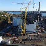 Nådendals nya kraftverk