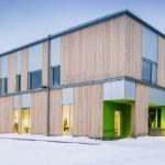 Tuupala wooden school, Kuhmo