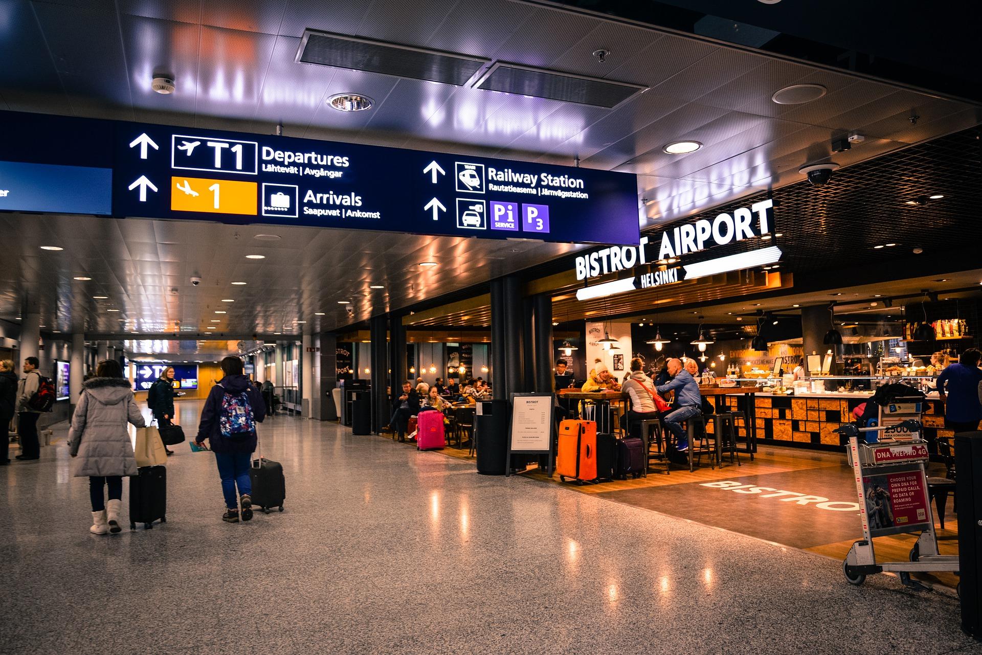 Firecon Group mukana toteuttamassa Helsinki-Vantaan lentoaseman mittavaa laajennushanketta